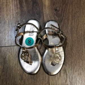 Michael Kors Girls Sandals